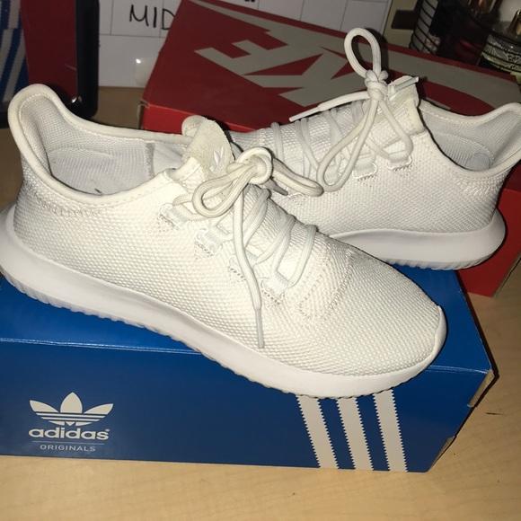 cb51cdce13e82 adidas Shoes - White adidas tubular shadow